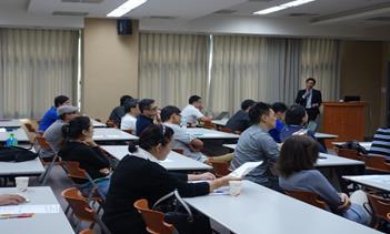 「臺北創新實驗室」課程辦理實照