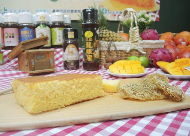 圖8、充滿蜂蜜甜美香氣的蜂蜜蛋糕[開啟新連結]