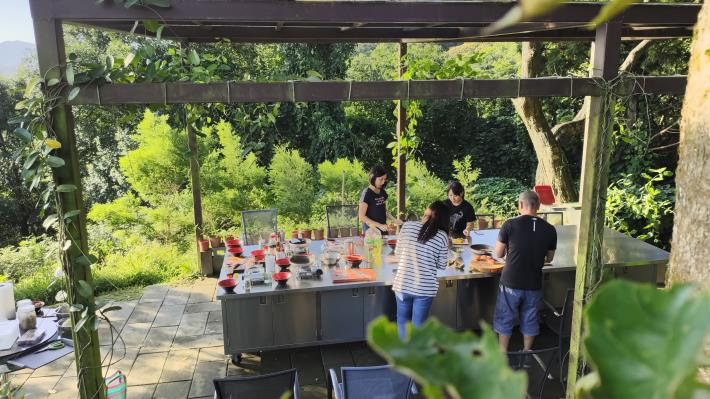 陽明山祕境蔬食廚房指南2