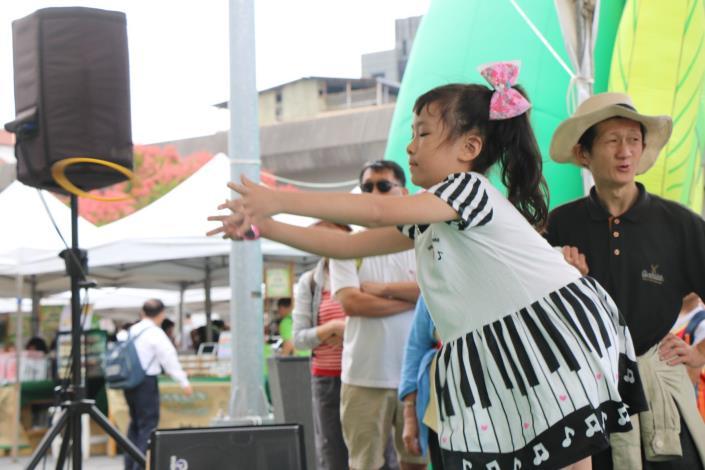 圖2.4月4日「與樂童行」活動,歡迎大小朋友一起參加。