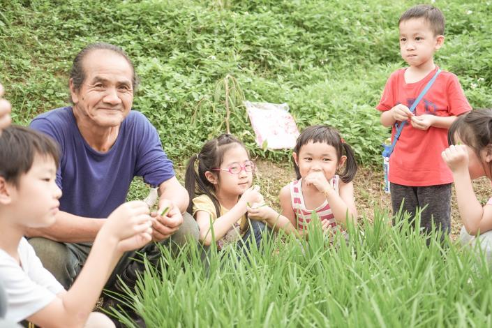 食農教育觀念講解
