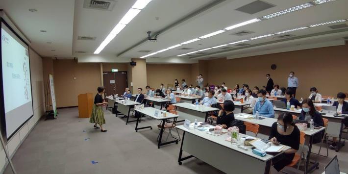 雖受疫情衝擊延遲展開,臺北生技小聚廣受各界歡迎,現場座無虛席2