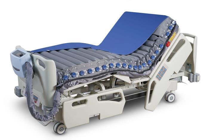 雃博減壓氣墊俯臥位床1