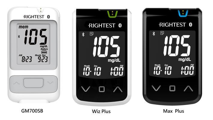 華廣醫院專業級與居家使用的血糖機