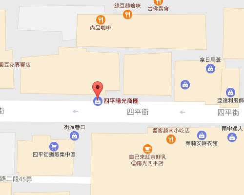 open MAP-Siping Sun Square