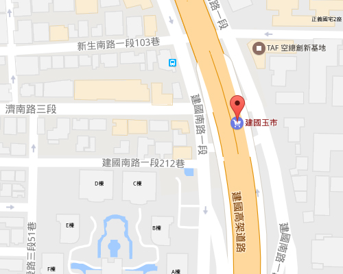 open MAP-Jianguo Jade Market