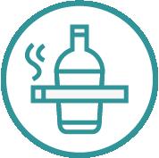菸酒管理意象圖