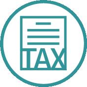 稅捐意象圖
