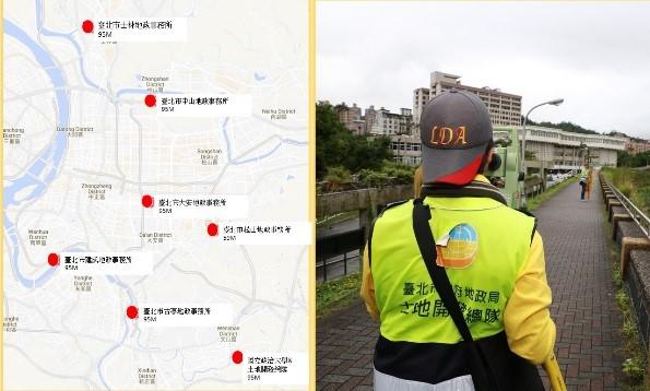 臺北市簡易基線場