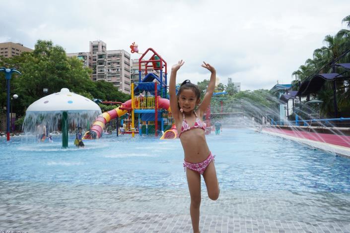水鄉庭園童遊趣