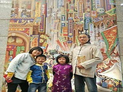 2月起來台北探索館變裝抽桌遊