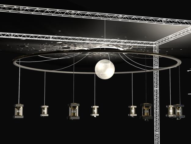 「一期一會」打造互動新樂趣   臺北燈節暗藏古老星象奧祕