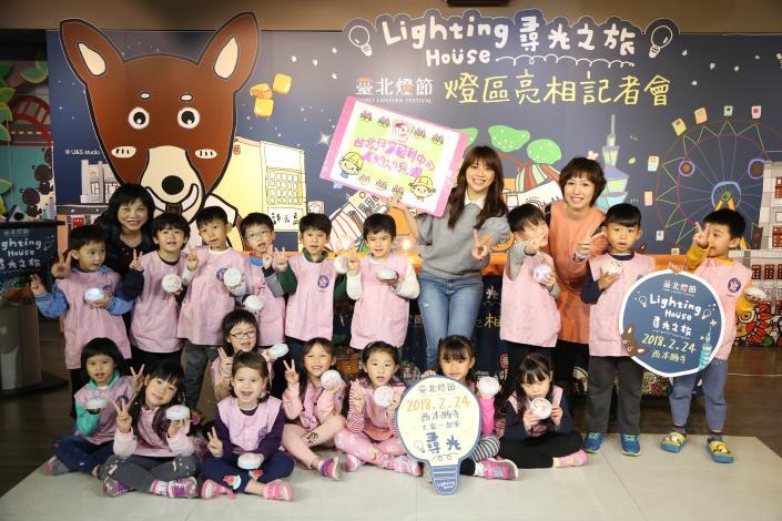 2018臺北燈節  西本願寺創作區  「Lighting House--尋光之旅」感動亮相  邀請民眾共創那道幸福的光