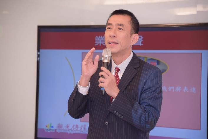 台北市旅行商業同業公會吳志健理事長現身呼籲中央重新考量.JPG[另開新視窗]