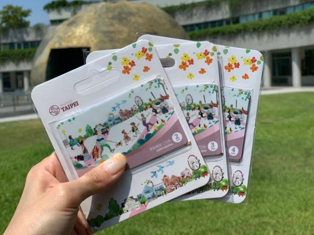 為歡慶上市發行,即日起透過官網購買景點暢遊卡就限量贈送臺北雙層觀光巴士「4小時票」一張