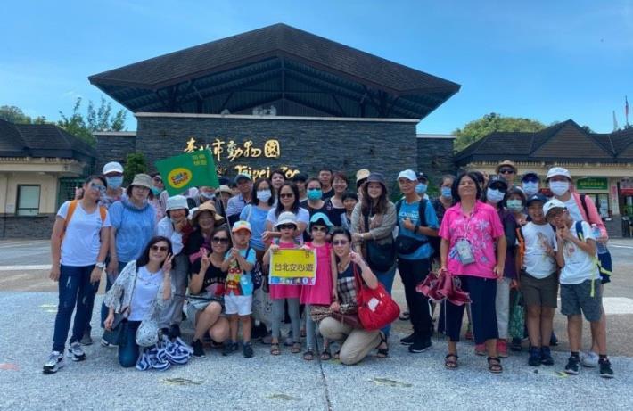 為吸引民眾到臺北旅遊、消費,臺北市政府加碼推出團客大禮包、送團客免費搭乘雙層巴士等優惠方案,截至今(31)日已吸引超過2萬名團客造訪臺北消費住宿。
