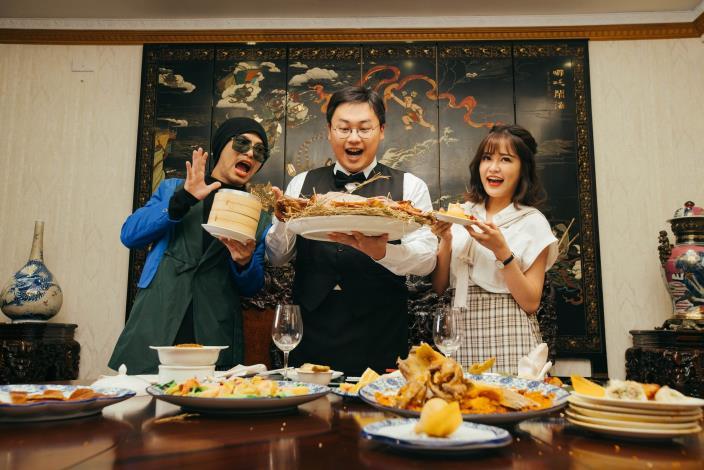 鬼才黃明志來臺拍攝《你不認識我》MV,讓星馬及全球朋友都能感受臺北多元豐富的城市魅力