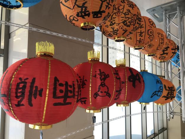 參與者熱情用心創作出的燈籠將於2021台北燈節展出,添增在地參與的意義。