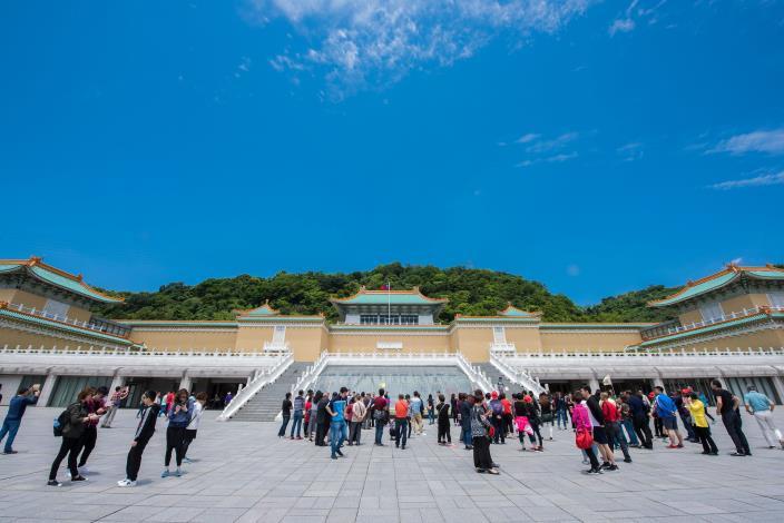 國家級的故宮博物院質量兼優深受國內外旅客青睞