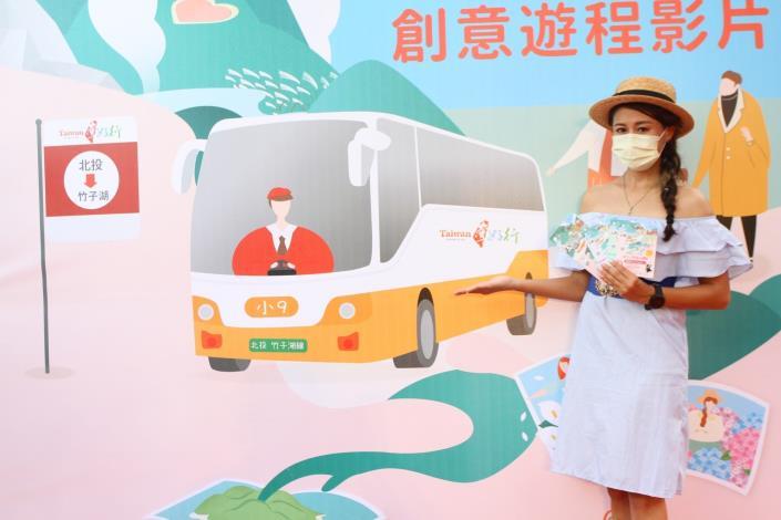 台灣好行~北投-竹子湖線今年推出3款99元優惠套票,好玩又超值,一票在手遊遍北投!
