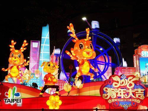 2018臺北燈節11