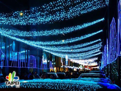 2019臺北燈節活動城隍廟街燈