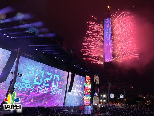 The Highest New Year City in Tai...