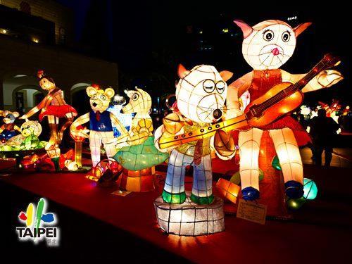 2020年臺北燈節西區_04