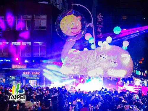 2020年臺北燈節西區_07