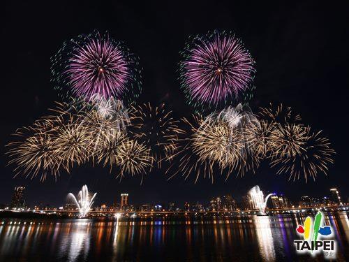 2020大稻埕情人節煙火-007