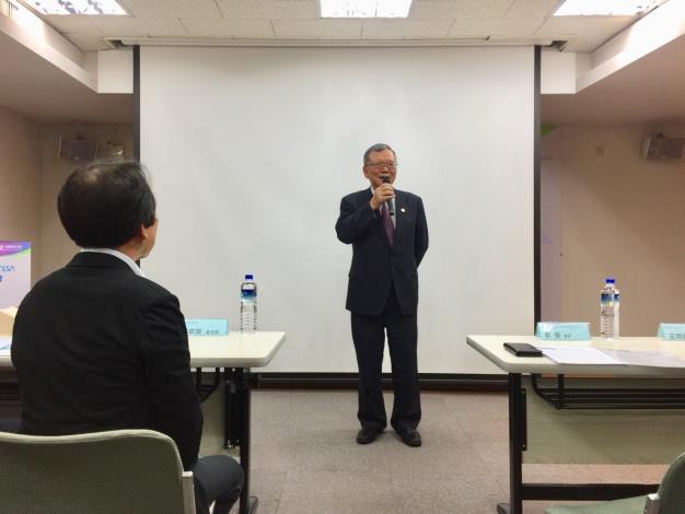 台灣智慧城市產業聯盟新任會長,中華電信董事長鄭優表示,歡迎其他有意願的縣市加入此平台擴大國際鏈結。[開啟新連結]