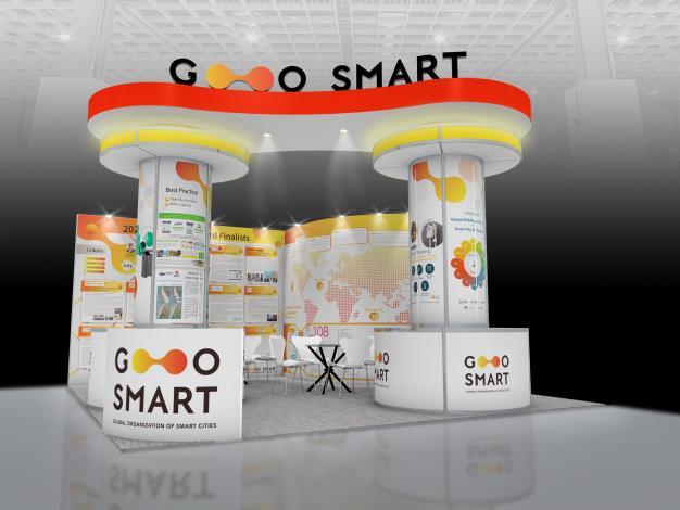 圖1:GO SMART主題館示意圖