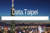 Data.Taipei臺北市政府資料開放平台
