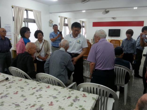 市長參訪大安區