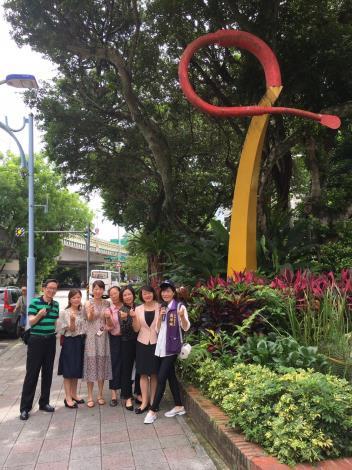 上海市奉賢區來訪