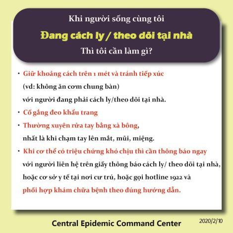 居家檢疫隔離同住者注意事項越南文-01