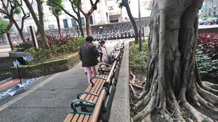 1080123松江里清潔日