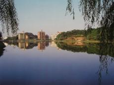碧湖公園美景_陳金讚_攝