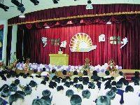 東湖國中十週年校慶典禮