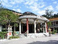 金龍禪寺拜亭景觀
