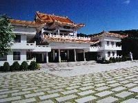 禪寺正面景觀