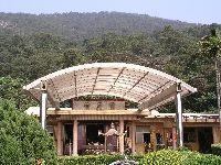 竹月寺正面景觀