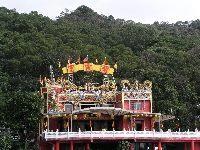 碧霞宮正面景觀