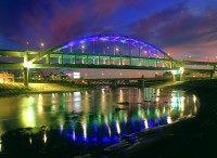 環東彩虹橋景觀