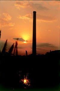內湖最後一根磚廠煙囪-新豐磚廠
