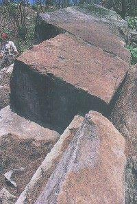 內湖清代採石場