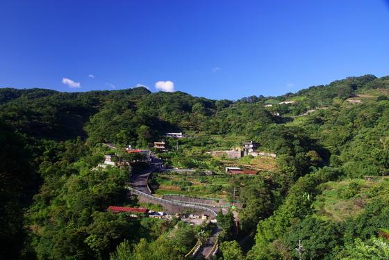 舊莊山區全景