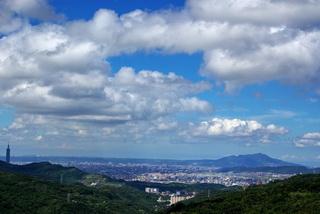 南港茶山風景