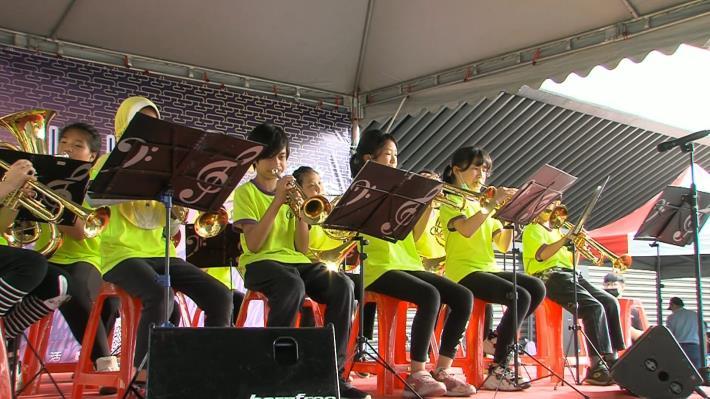 4舊莊國小銅管樂社