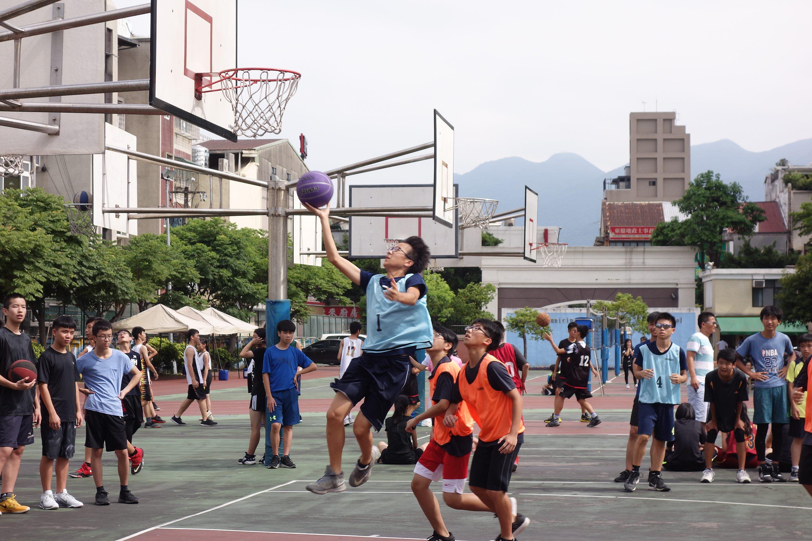 比賽開始-國男組